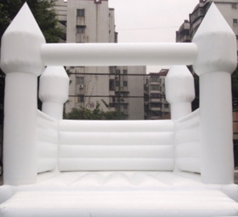 White Jumping Castle